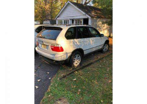 2006 BMW X5 (130,000 miles)  $1900 (as is)